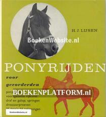 Ponyrijden voor gevorderden