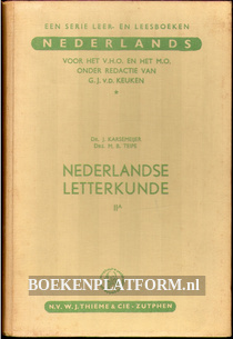 Nederlandse letterkunde IIa