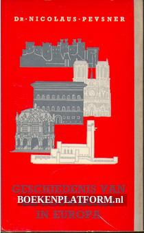 Geschiedenis van de bouwkunst in Europa