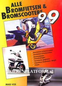 Alle bromfietsen & bromscooters 1999