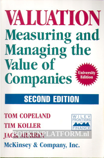 Measuring and Managing the Value of Companies