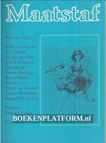 Maatstaf 11/12-1973