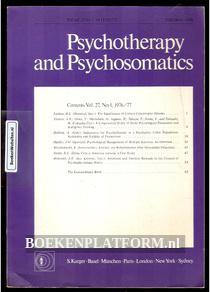 Psychotherapy and Psychosomatics 1976/77
