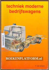Techniek moderne bedrijfswagens