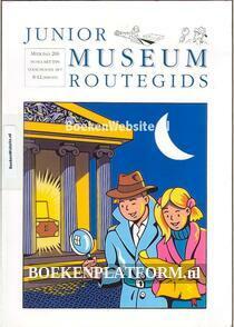 Junior Museum routegids