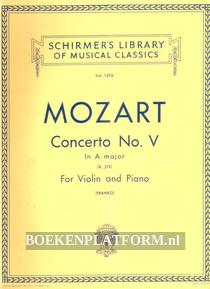 Mozart Concert no