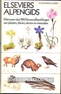 Elseviers Alpengids