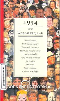 1954 Uw geboortejaar