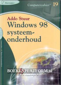 Windows 98 systeemonderhoud