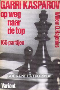 Garri Kasparov op weg naar de top