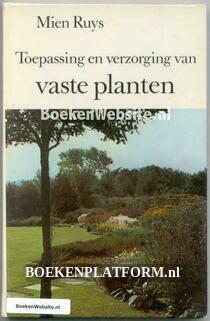 Toepassing en verzorging van vaste planten