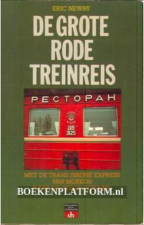 De grote rode treinreis