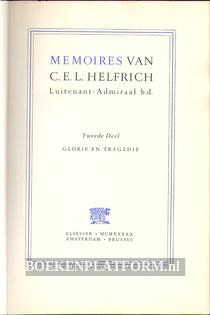 Memoires van C.E.L