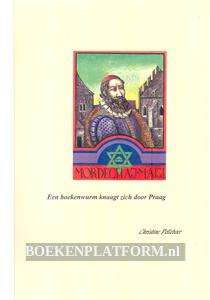 Een boekenwurm knaagt zich door Praag