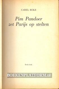 Pim Pandoer zet Parijs op stelten