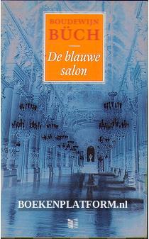 De blauwe salon