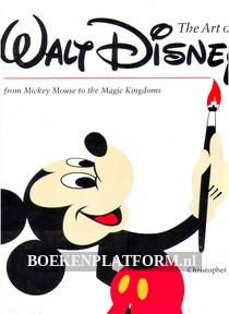 The Art of Walt Disney