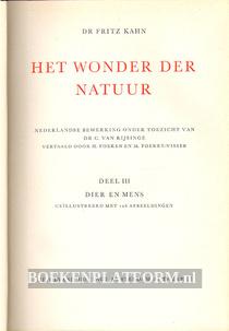 Het wonder der natuur III