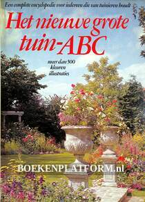 Het nieuwe grote tuin-ABC