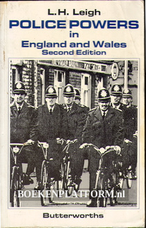 Police Powers in England and Wales