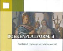 Rembrandt Leydensis verovert de wereld