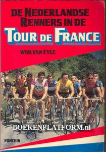 De Nederlandse renners in de Tour de France