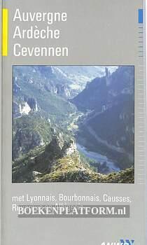 Auvergne, Ardeche, Cervennen
