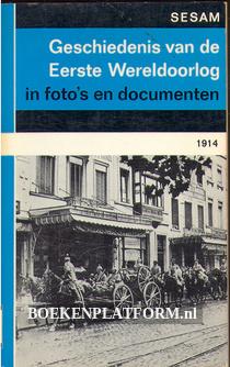 Geschiedenis van de Eerste Wereldoorlog 2