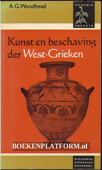 Kunst en beschaving der West-Grieken
