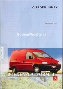 Citroen Jumpy 1997 brochure