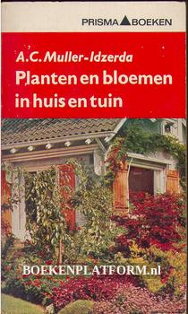 0391 Planten en bloemen in huis en tuin