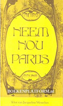 Neem nou Parijs