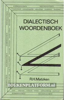 Dialectisch woordenboek