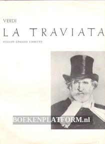 Verdi La Traviata Italian-English Libretto