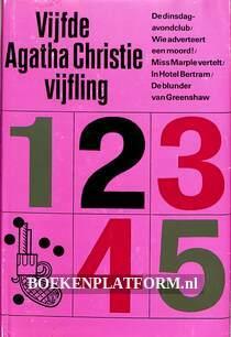 Vijfde Agatha Christie Vijfling