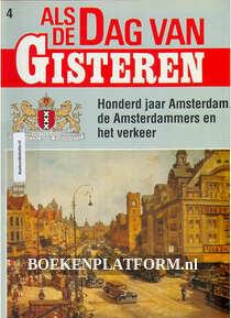 De Amsterdammers en het verkeer