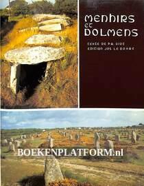 Menhirs et Dolmens
