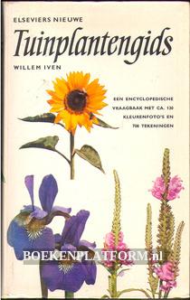 Elseviers nieuwe tuinplantengids