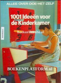 1001 Ideeen voor de Kinderkamer
