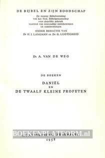 Daniel en de twaalf kleine profeten