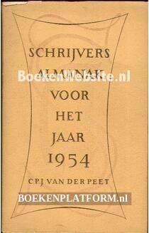 Schrijvers almanak voor het jaar 1954