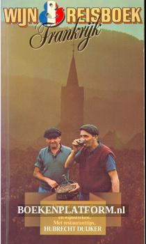 Wijn & Reisboek Frankrijk