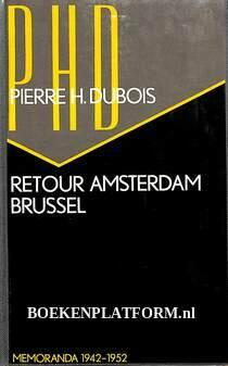 Retour Amsterdam Brussel