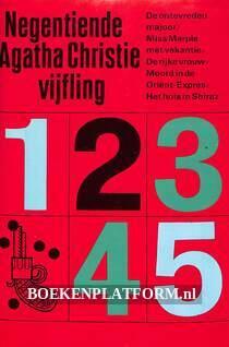 Negentiende Agatha Christie Vijfling