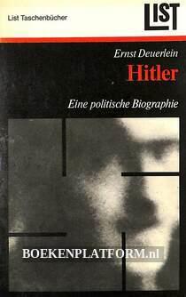 Hitler, eine politische Biographie
