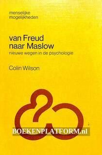 Van Freud naar Maslow