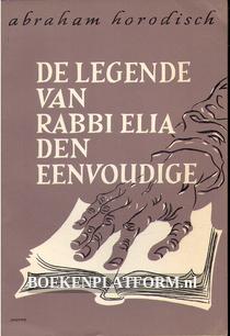 De legende van Rabbi Elia den eenvoudige