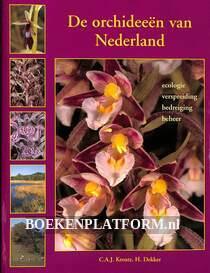 De orchideeën van Nederland