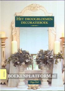 Het droogbloemen decoratieboek
