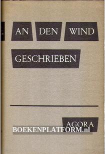 An den Wind geschrieben